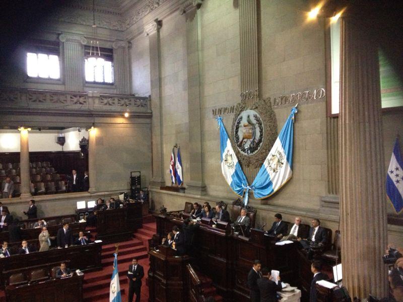 PArlamento Guatemala