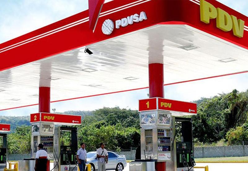 PDVSA Gasolina