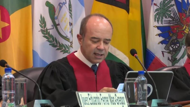 Roberto F Caldas-CORTEIDH