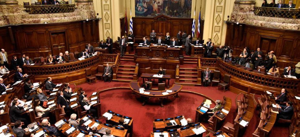 Foto: parlamento.gub.uy