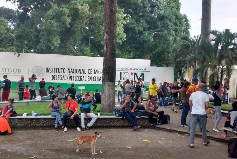 cubanos-Mexico migración