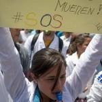 Médicos,Protesta