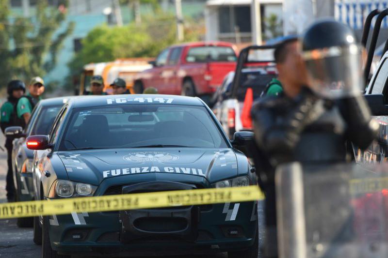 Pelea entre sindicatos mexicanos dejaron 2 muertos