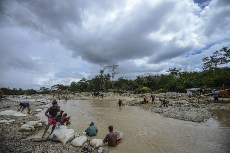 Foto: AFP/ Juan Barreto