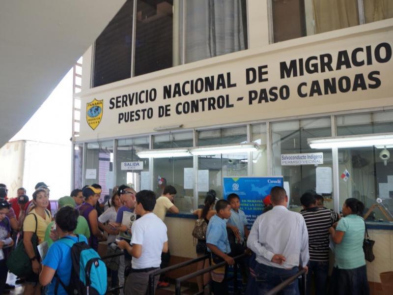 servicio nacional de migracion panama citas