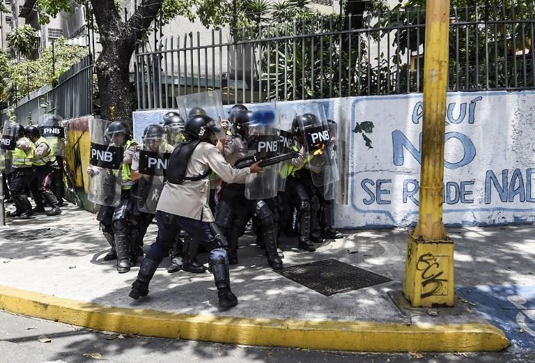Foto: Juan Barreto/ AFP