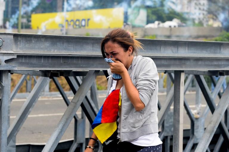AFP/ Federico PARRA
