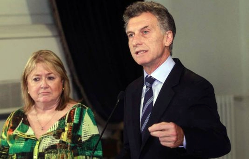 Caciller y Macri