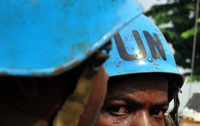 AFP PHOTO/ ISSOUF SANOGO
