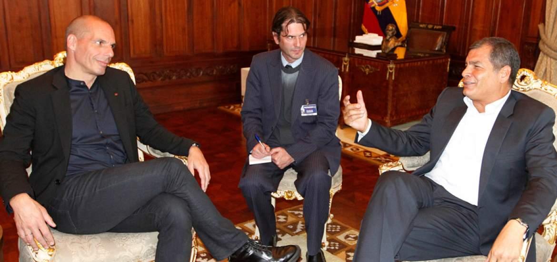 Correa y Griego
