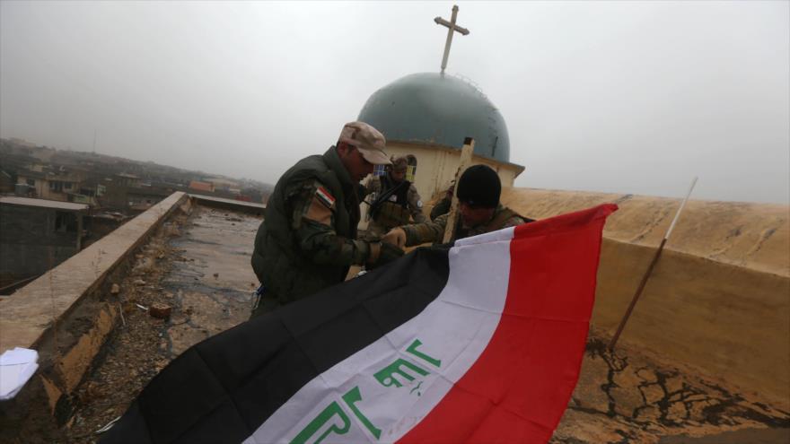 Fuerzas de seguridad Irák