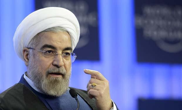 Hassan Rohani, Presidente de Irán - La Tercera
