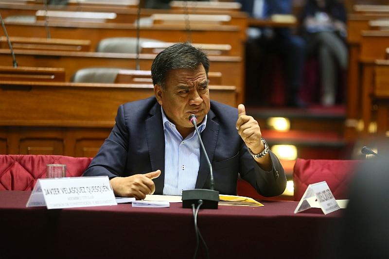 Foto: Congreso de Perú