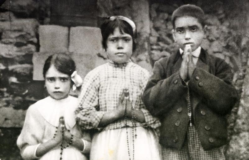 Lucia- Jacinta - Francisco