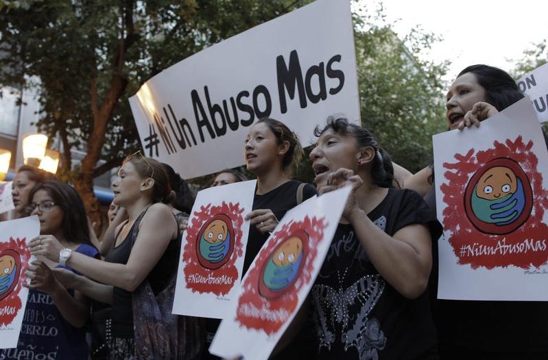 Ni un abuso más en Argentina