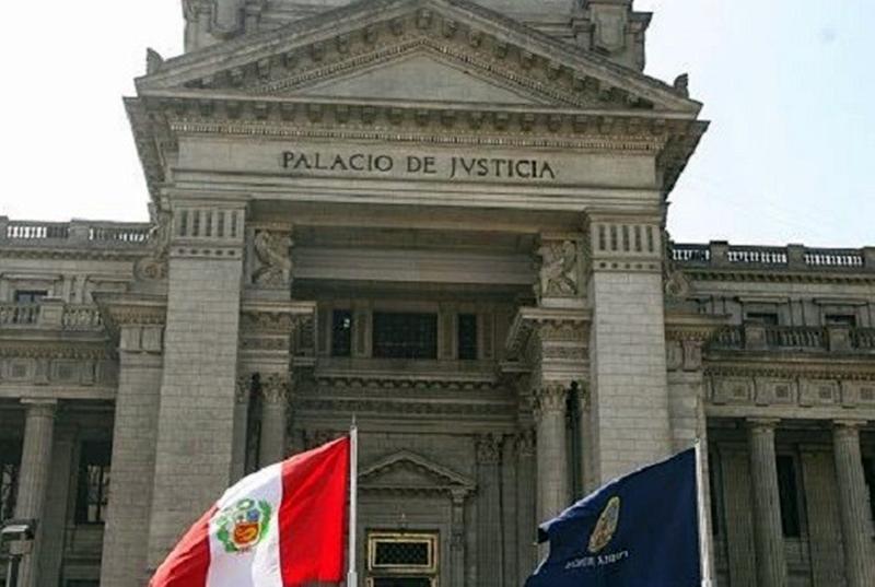 Palacio de Justicia Perú