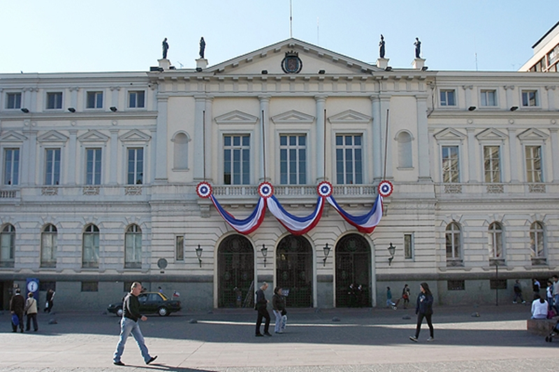 Palacio municipal de Santiago