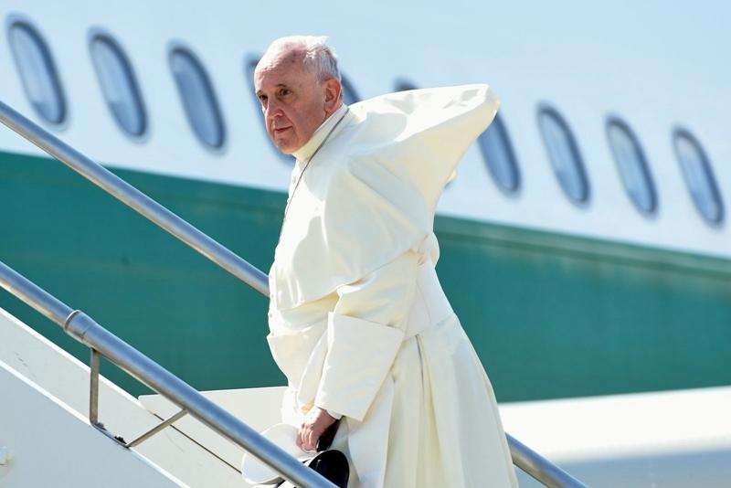La Iglesia colombiana pide que no se manipule políticamente la visita del papa
