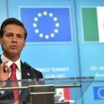 Peña Nieto- UE