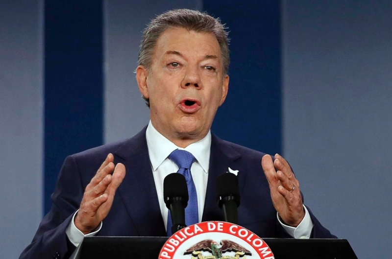 Presidente colombiano Juan-Manuel-Santos-