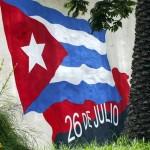 bandera-26 de julio revolución