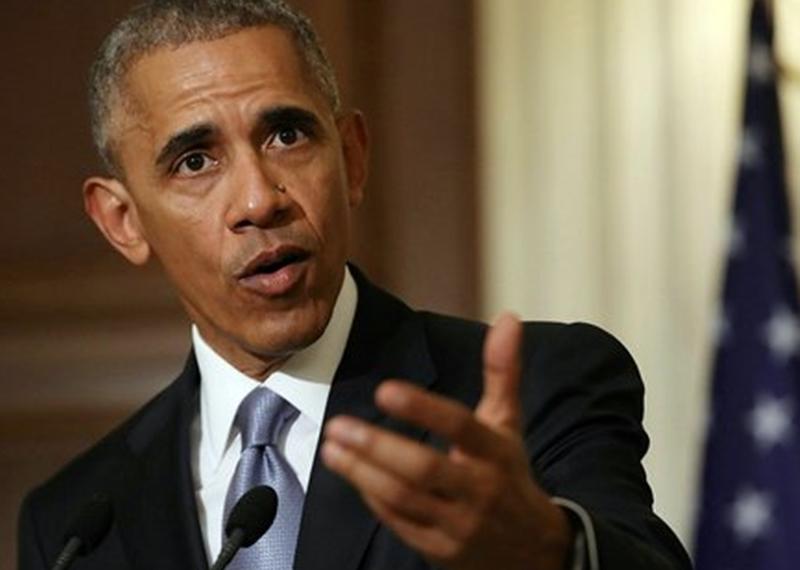 """Ex presidente Obama pide a congresistas salvar su ley de salud con """"coraje político"""""""