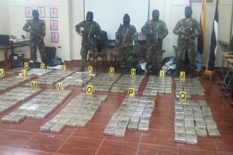 Foto cortesía La Prensa/Ejército de Nicaragua