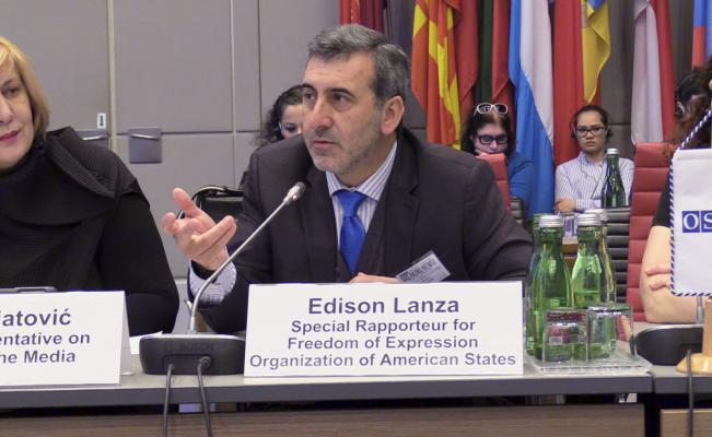 """Relator de la CIDH: """"Venezuela no se puede desconectar de la OEA"""""""