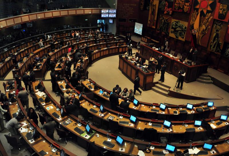 parlamento ecuador