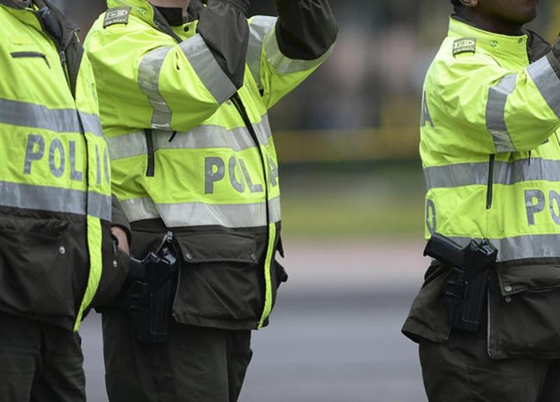Policía Bolivia AFP