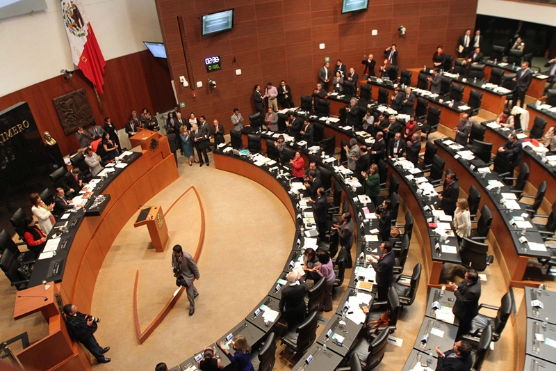 Senado mexicano aprueba Ley de Desaparecidos