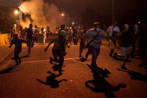 Manifestación en Barquisimeto/EFE