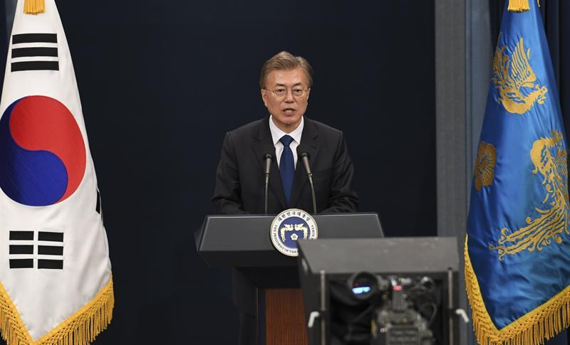 Disparos de advertencia de Corea del Sur contra objeto volador norcoreano