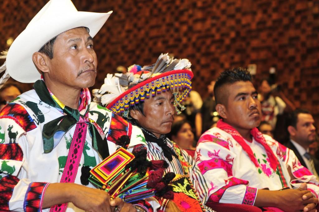 Indígenas mexicanos celebran congreso para elegir candidata a Presidenciales