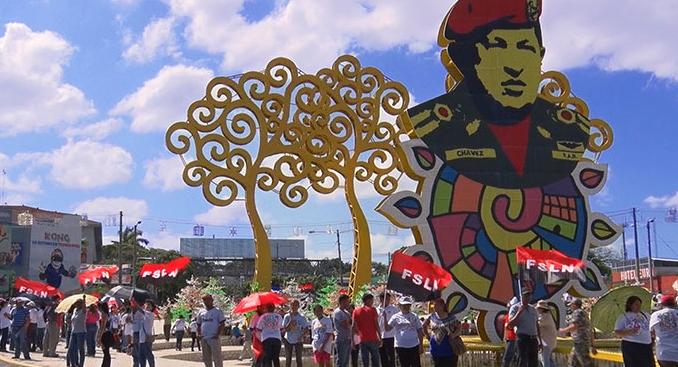 Chavez Nicaragua