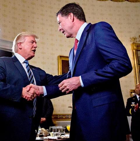Ex Director del FBI se enteró de su despido por TV – El ...