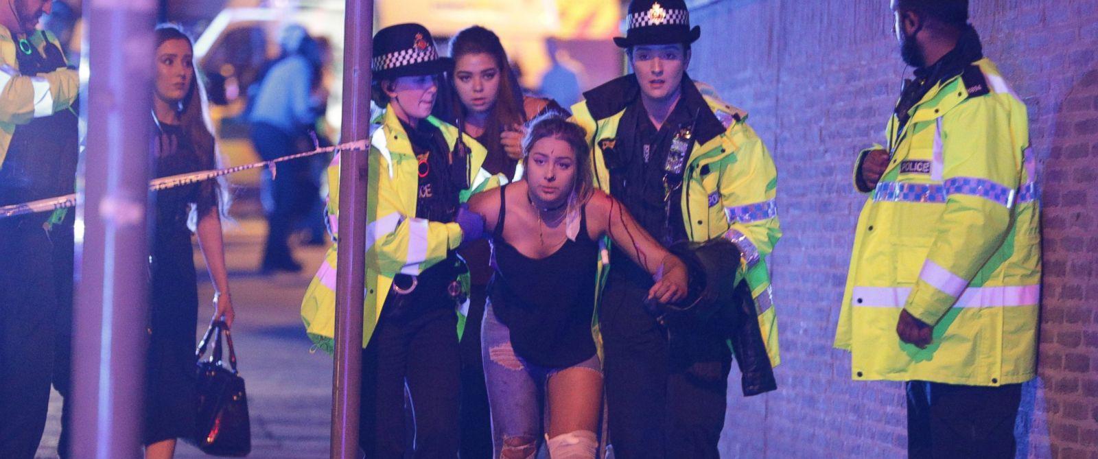 Identificado Salman Abedi como el autor del atentado en Manchester