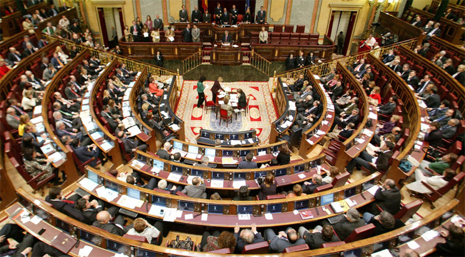 parlamento-español