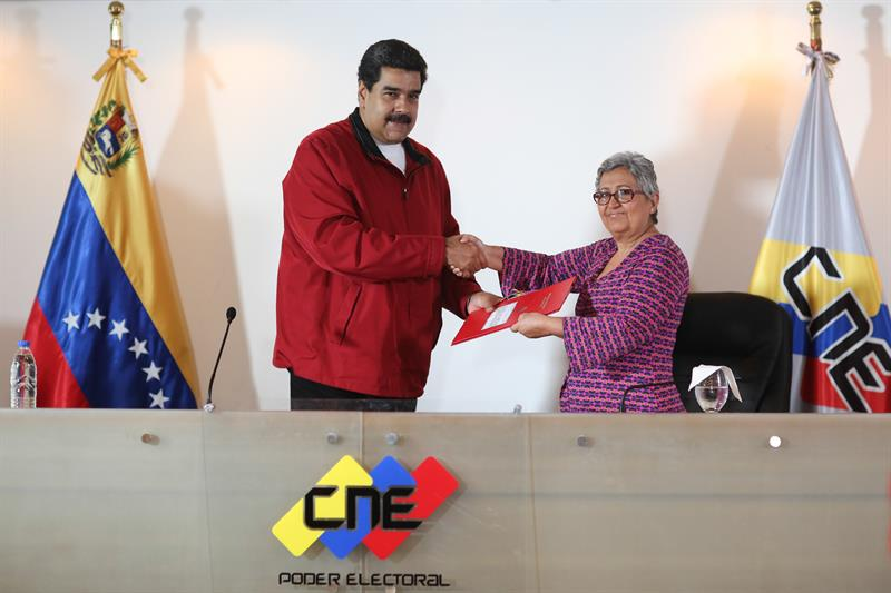 Maduro y Lucena
