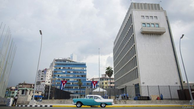 Embajada de EEUU en Cuba publica texto explicativo sobre medidas de Trump