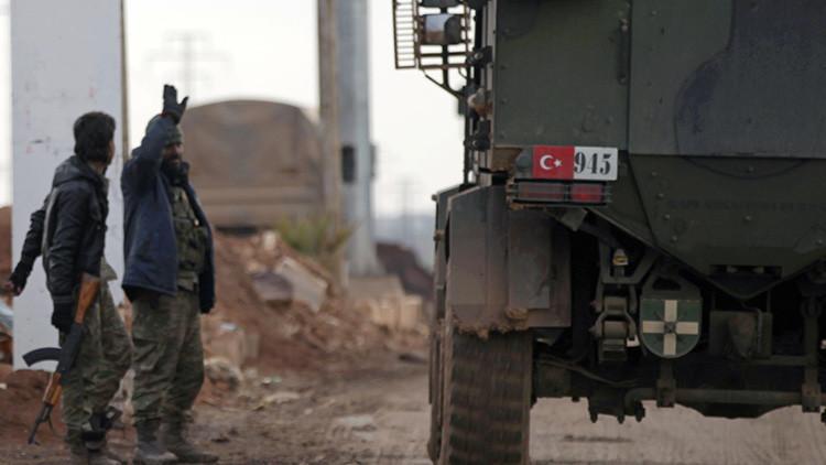 Turquía anuncia que se negocian zonas colchón para evitar choques en Siria