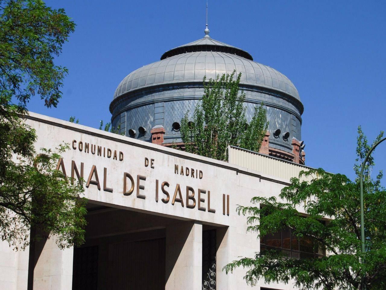 CANAL DE ISABEL