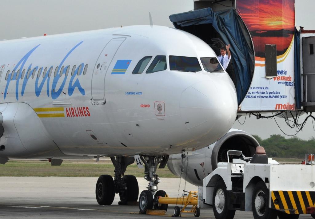 Aruba-airlines