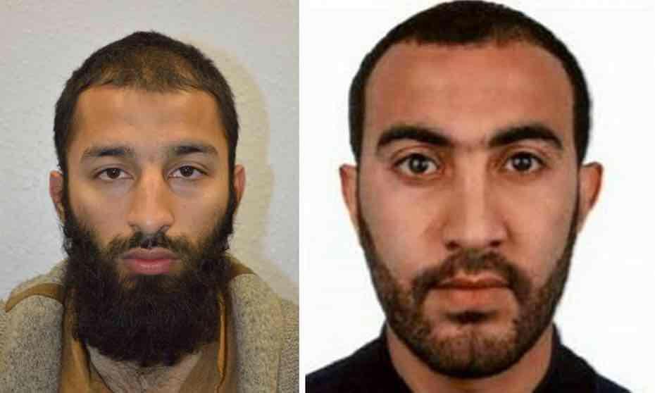 Terroristas de Londres