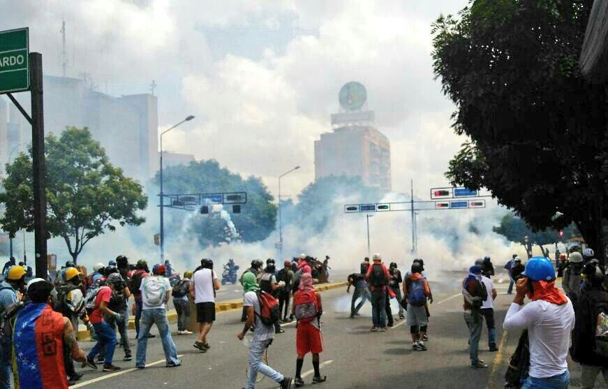 protesta-Caracas