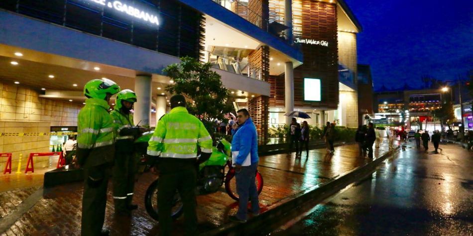 Centro Comercial Andino,