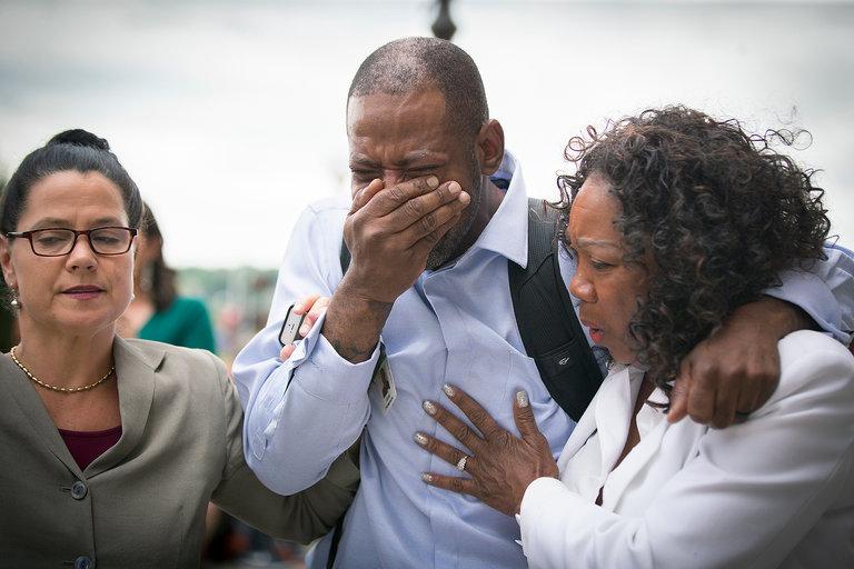 Familia de Philando Castile