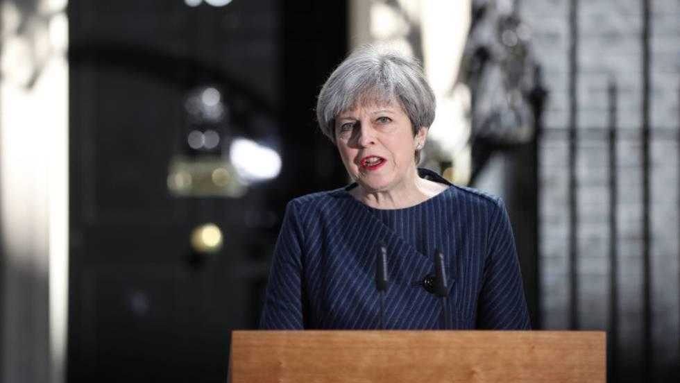 May promete permanencia de ciudadanos europeos en Reino Unido por Brexit