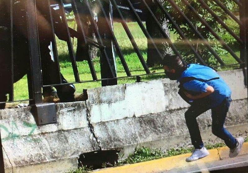 Fallece joven de 22 años herido a quema ropa durante protesta en Caracas