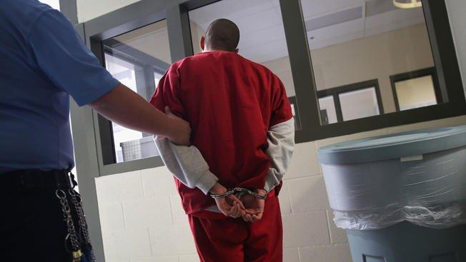 detenidos en Estados Unidos